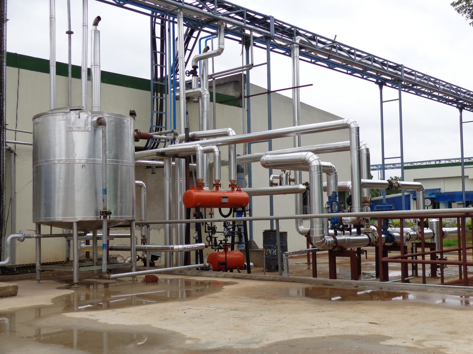 Industrial Building & Construction Companies in Chennai, India